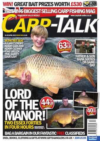 Carp-Talk issue 966