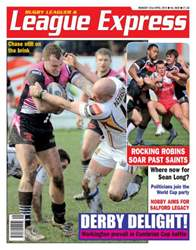 League Express issue 2859