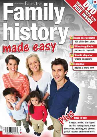 Family Tree issue Family History made easy