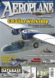 Aeroplane issue No.482 Catalina rebuild