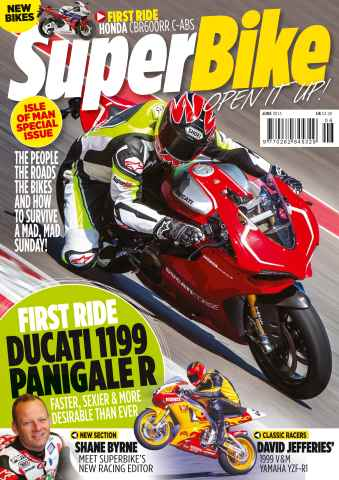 Superbike Magazine issue June 2013