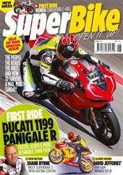 Superbike Magazine issue June 2013