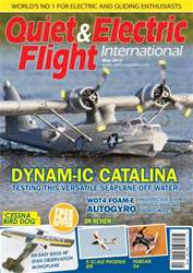Quiet & Electric Flight Inter issue May 2013