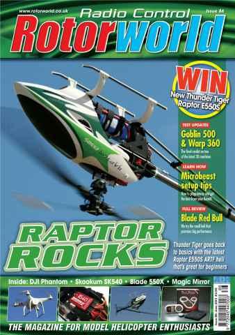 Radio Control Rotor World issue 86
