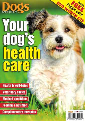 Dogs Monthly issue Your Dog's Health Care
