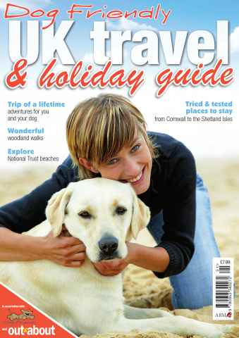 Dogs Monthly issue Dog Friendly UK travel & holiday