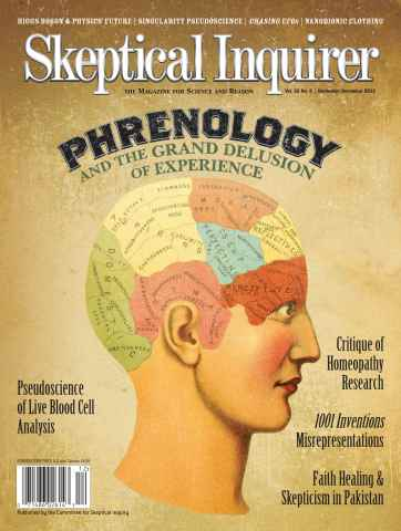 Skeptical Inquirer issue November December 2012