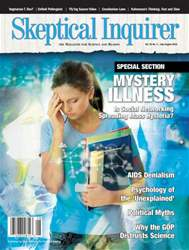 Skeptical Inquirer issue July August 2012