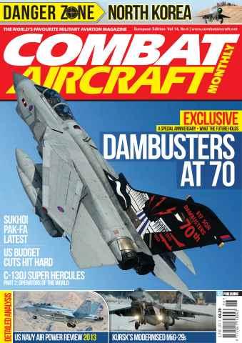 Combat Aircraft issue  Vol 14 No 6