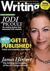 Writing Magazine issue June 2013