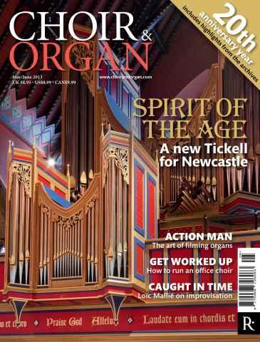 Choir & Organ issue May-June 2013