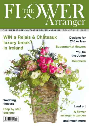 The Flower Arranger issue Summer 2013