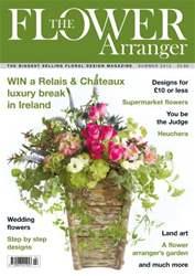 The Flower Arranger issue Summer 2013