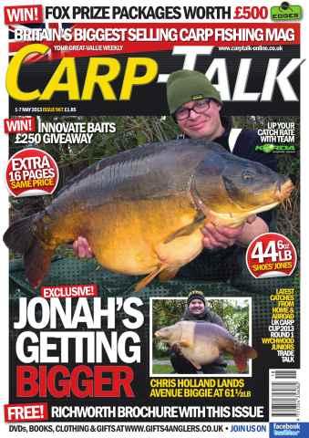 Carp-Talk issue 967