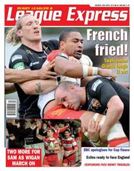 League Express issue 2860