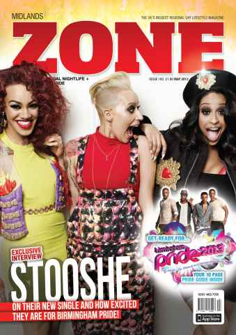 Midlands Zone issue May 2013