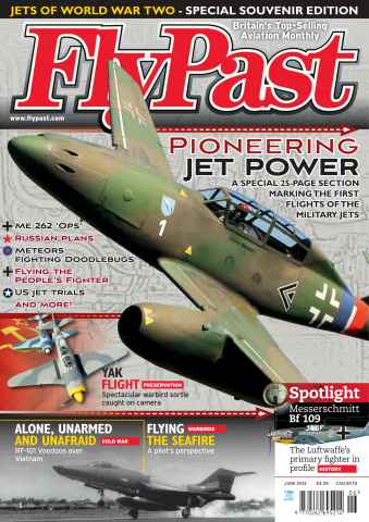 FlyPast issue June 2013