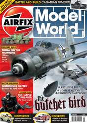 Airfix Model World issue June 2013