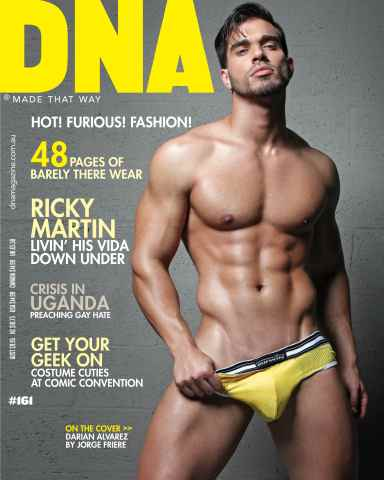 DNA Magazine issue #161 - Fashion Issue