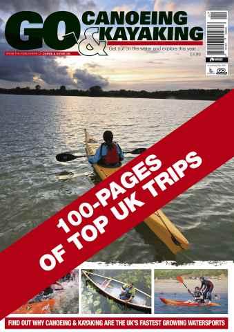 Canoe & Kayak UK issue Go Canoeing & Kayaking 3