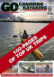 Canoe & Kayak UK issue Go Canoeing & Kayaking 3