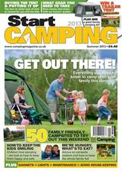 Start Camping 2013 issue Start Camping 2013