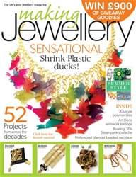 Making Jewellery issue June 2013