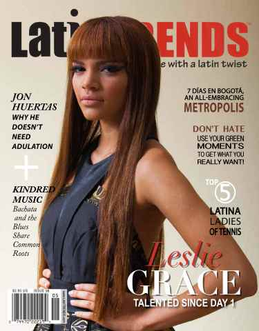 Latin Trends issue Issue 98