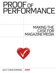 Proof of Performance Magazine Cover