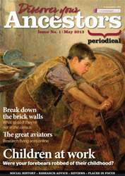 Discover Your Ancestors issue May 2013 FREE TO VIEW