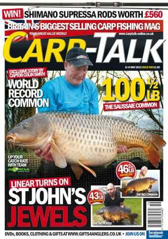 Carp-Talk issue 968
