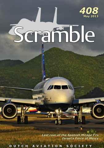 Scramble Magazine issue 408 - May 2013