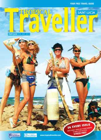 Tropical Traveller issue May-June 2013