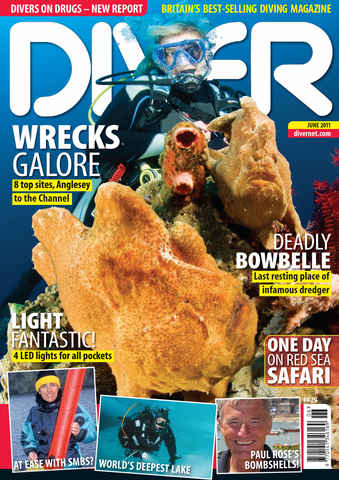 DIVER issue June 2011