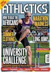 Athletics Weekly issue AW May 9 2013