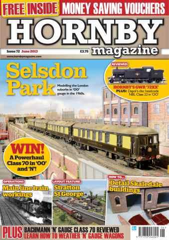 Hornby Magazine issue June 2013