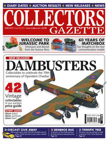 Collectors Gazette issue June 2013