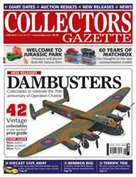 Collectors Gazette issue June 2013