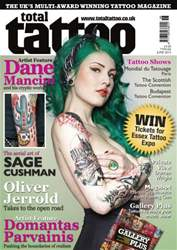 Total Tattoo issue June 2013 (No. 104)