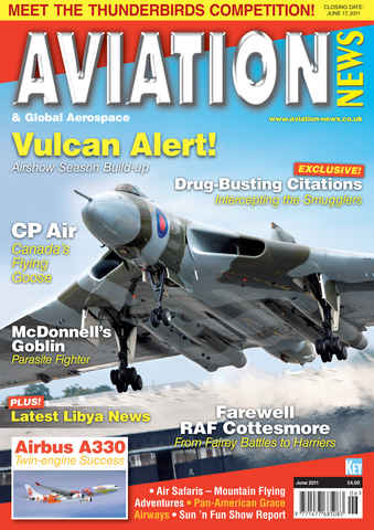 Aviation News issue June 2011