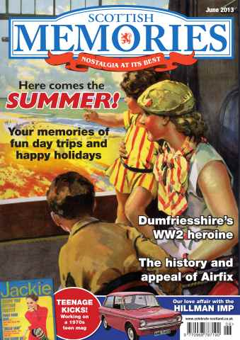 Scottish Memories issue Scottish Memories - June