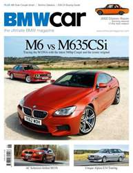BMW Car issue June 2013