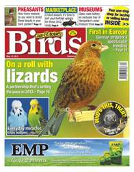 Cage & Aviary Birds issue Cage & Aviary 15 May 2013