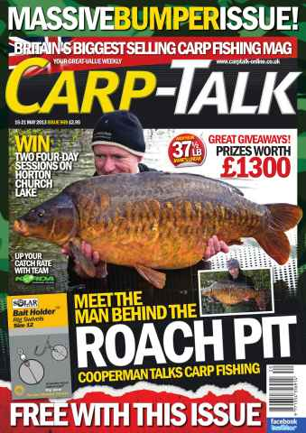 Carp-Talk issue 969