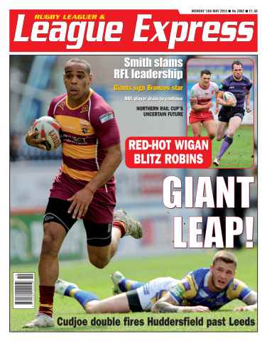 League Express issue 2862