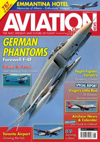 Aviation News issue June 2013