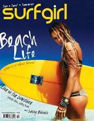 SurfGirl Magazine issue SurfGirl issue 42