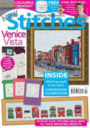 New Stitches issue Issue 242