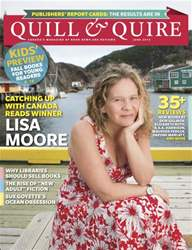 Quill & Quire issue June 2013