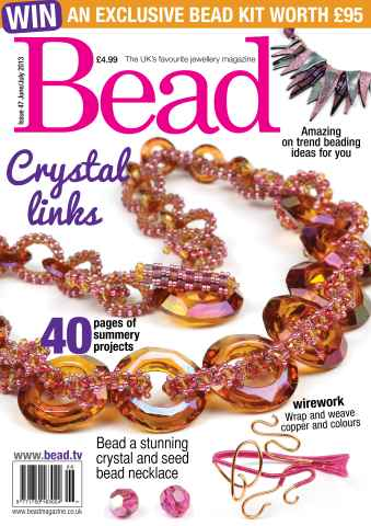 Bead Magazine issue Bead Issue 47
